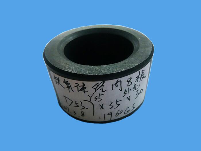 铁氧体径向8极磁铁