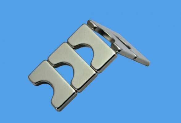 镀镍异形磁铁